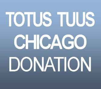 Totus Tuus Chicago Donation
