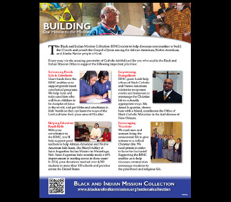 Black & Native American Missions