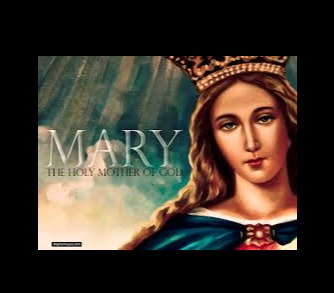 Solemnity of Mary, Mother of God - Holy Day (January 1, 2019)