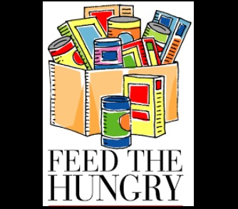 Hunger Drive for those in Need