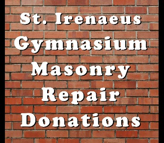 Gym Masonry Repair