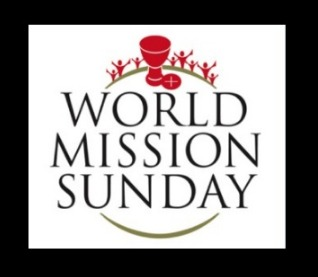 SPECIAL - Oct - World Missions