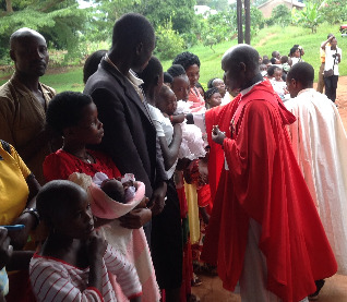 Parish to Parish Uganda (Fr Matthias)