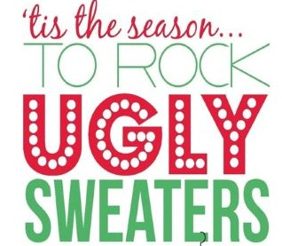 Ugly Sweater Holiday Fundraiser