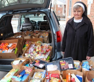 Sr. Paulanne's Needy Family Fund