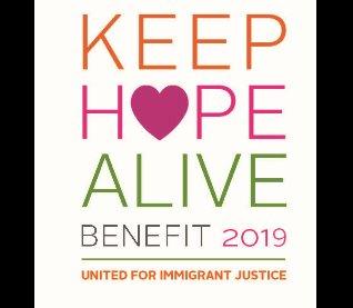 $250 Half Page Ad - Keep Hope Alive Benefit 2019