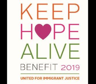 Keep Hope Alive 2019 Donations
