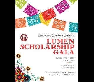 Sponsorship - 12th Annual Lumen Scholarship Gala Event