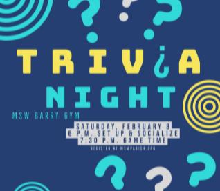CCW's Trivia Night