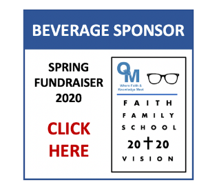 Beverage Sponsor - 2020 Spring Fundraiser
