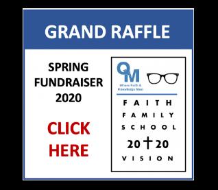 Grand Raffle - 2020 Spring Fundraiser