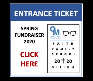 Entrance Ticket - 2020 Spring Fundraiser