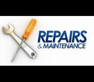 Maintenance Repairs