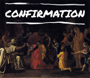 Sacramental Prep: Confirmation for 10th graders