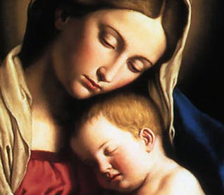 New Year Solemnity of Mary - January