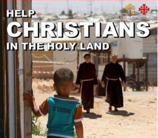 Holy Land (9/13 - rescheduled from Good Friday)