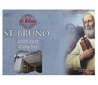 2020-21 St. Bruno Giving Day