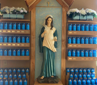 Mary Mother of Hope Annual Memorial Candle