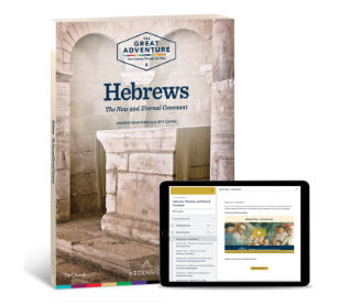 Book Fee - Hebrews: The New and Eternal Covenant Study Set