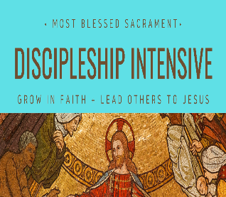 Missionary Discipleship Intensive