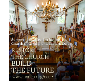 SPECIAL - Feb - Aid for Church in Central and Eastern Europe