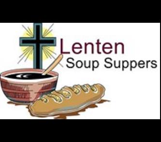 Lenten Soup Dinner