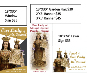 Banners and Lawn Signs