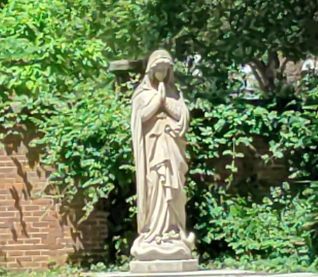 St Hildegard Bingen Garden Fundraiser