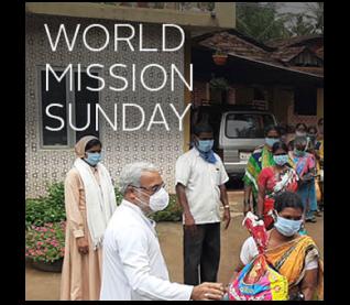 World Mission Sunday (October 24, 2021)