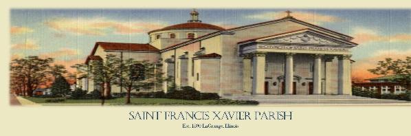St Francis Xavier Parish - LaGrange
