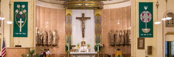 Holy Family-St. Laurence Parish