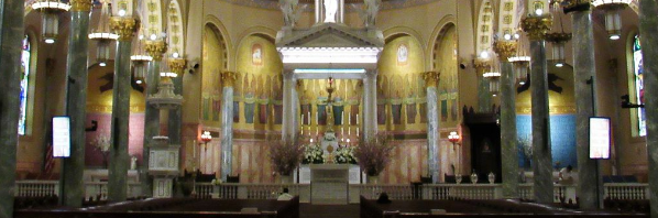 Co-Cathedral Of St. Joseph-St. Teresa